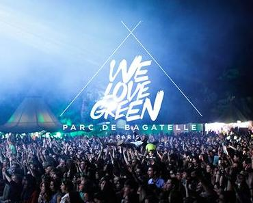 We Love Green : Love is in the (open) air
