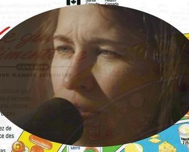 Le buffet: Salomé Leclerc et le respect du guide alimentaire canadien