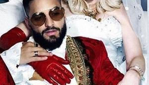 Madonna revient. penser Madame nouvel album