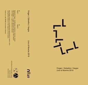 Benjamin Finger/Mia Zabelka/ John Hegre