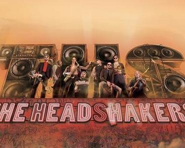 The HeadShakers invitent Fred Wesley sur leur nouvel album
