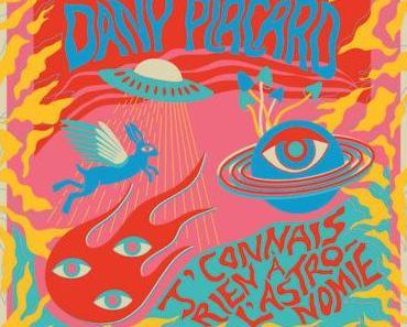 Dany Placard: guitare électrique et champignons magiques